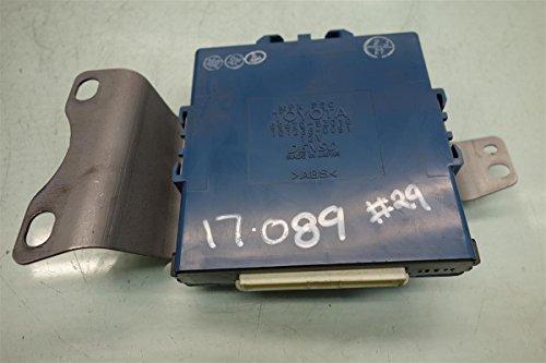 Instrument Module - 2008 2009 2010 2011 2012 2013 Lexus IS F Instrument Panel Power control module unit 89670-53