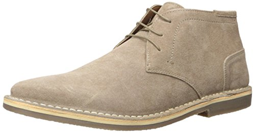 Steve Madden Men's Hacksaw Chukka Boot, Taupe Suede, 9.5 US/US Size Conversion M US