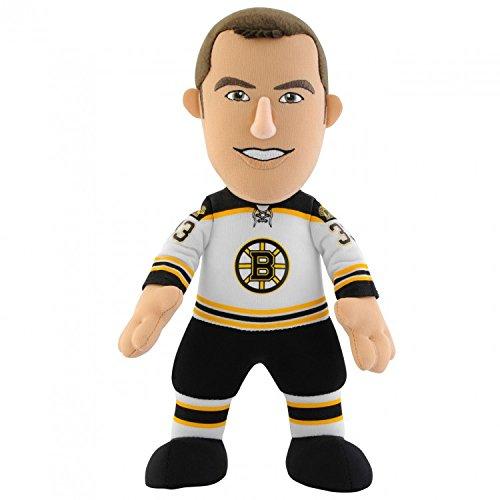 NHL Boston Bruins Zdeno Chara Player Plush Doll, 6.5-Inch x 3.5-Inch x 10-Inch, Black