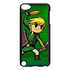 The Legend of Zelda The Minish Cap iPod Touch 5 Case Black yyfD-357341