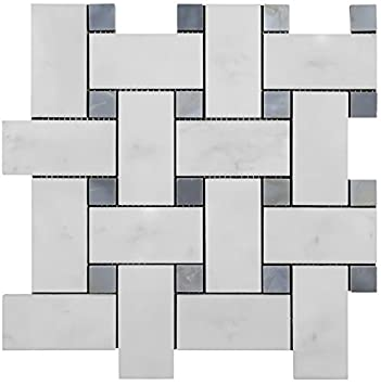 carrara marble tiles nz vogue white large size big mosaic tile gray bianco hexagon statuary