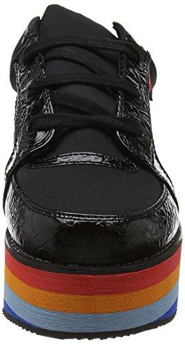 Zapatillas Black black Dog Para Rocket Mujer Reagle Negro 0fqRaEx