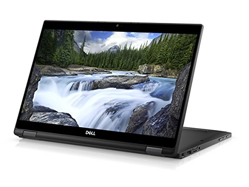 """Dell Latitude 7389 13.3"""" 2-in-1 Convertible Touchscreen Laptop, Intel Core i7-7600U 2.8GHz Dual-Core, 16GB DDR4, 256GB SSD, 802.11ac, Backlit Keyboard, Bluetooth, Win10Pro (Certified Refurbished)"""