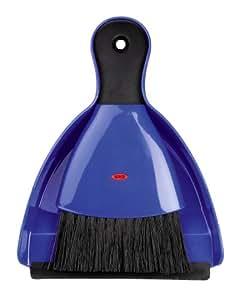 OXO Good Grips Mini Dust Pan and Brush, Blue