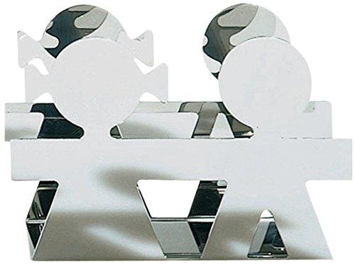 Alessi   ''Girotondo'' Envelope-Holder Envelope  (AKK40) by Alessi