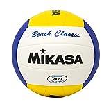 volleyball outdoor - Mikasa VX20 Beach Classic Volleyball