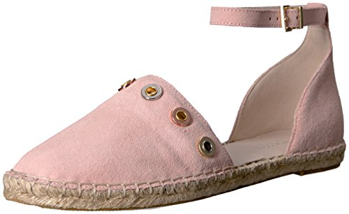 Cole New Sandalen Rose 2 Frauen Leder Leger Geschlossener Kenneth Blair Flache York Zeh dOP5anwq