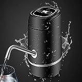 Fotgear Dispensador de Agua, Recargable Dispensador de Bomba de Agua Automático Eléctrico, Succión Dispositivo Universal Suministro de Agua para Botella de Oficina y Hogar con Carga USB