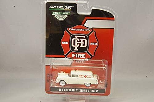 Greenlight 1:64 1970 Oldsmobile Vista Cruiser Texas A-1 Ambulance 30066 Modell