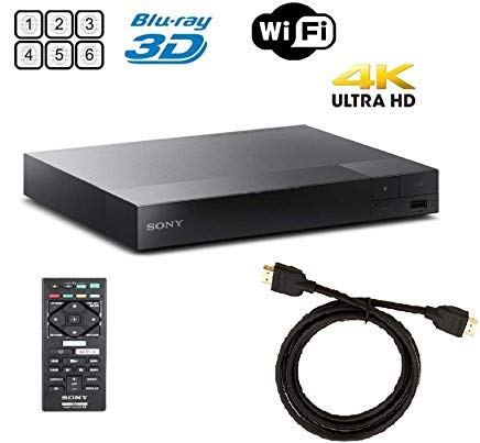 Sony BDPS6500 Blu-ray Player 3D 4K...
