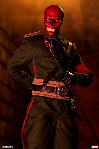 Sideshow Collectibles Red Skull Marvel Comics Captain America Avengers Action Figure