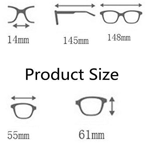Argent soleil vintage rondes de hommes tendance lunettes et lunettes rondes femmes grandes Magnifiques x4T7q7