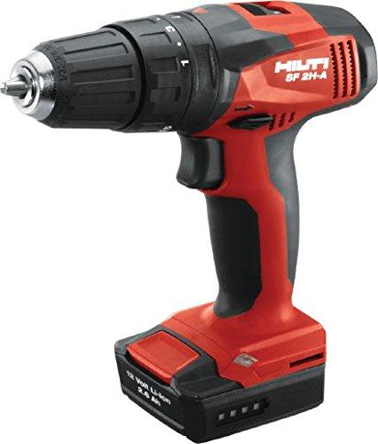 HILTI 3536723 Hilti SF 2H-A Cordless Hammer Drill/Driver Kit