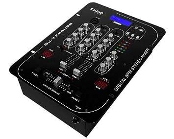 table de mixage 2 port usb