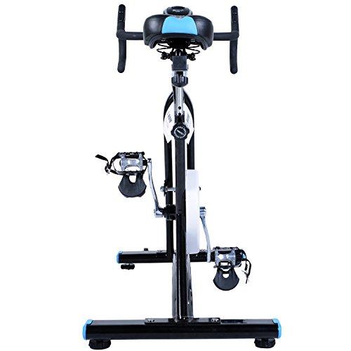 Indoor Cycling Bike Smooth Belt Driven (Model D600 ...