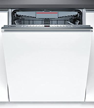 Bosch Serie 4 SME46MX03E lavavajilla Totalmente integrado 14 cubiertos A++ - Lavavajillas (Totalmente integrado, Tamaño completo (60 cm), Acero ...