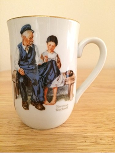 The Lighthouse Keepers Daughter Cup By Norman Rockwell