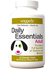 The Institute of Pet Nutrition Daily Essentials Chewable Daily Vitamins for Adult Dogs - Daily Essentials Adult
