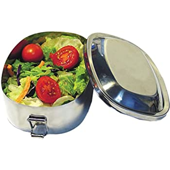 New Wave Enviro Stainless Steel Leak Proof Food Containers