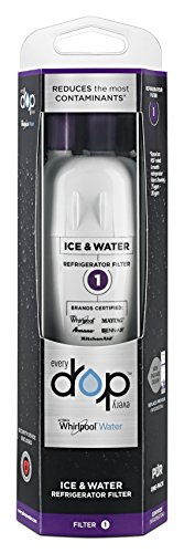 EveryDrop™ Ice & Water Refrigerator Filter 1 kitchenaid water filter