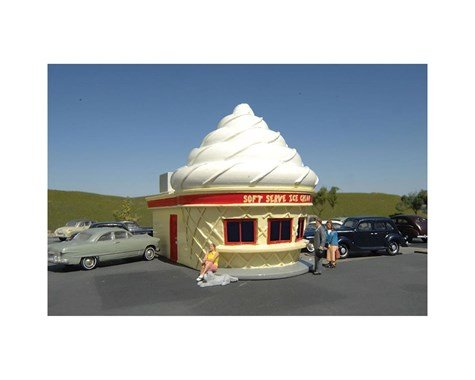 Roadside U.S.A. Resin Building - Ice Cream Stand - for sale  Delivered anywhere in USA