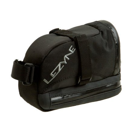 Lezyne Caddy Saddle Bag Black/Black, M