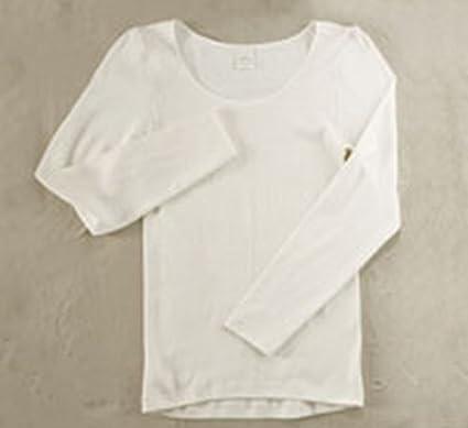 Cosi lana 880433 para mujer camisa de manga larga de algodón de cocina con precisión de