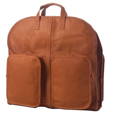 (Colored Vachetta One Night Suiter Garment Bag Color: Vachetta Tan)