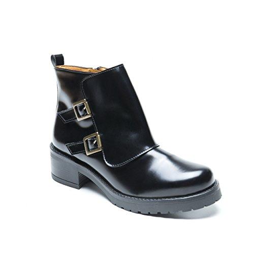 NAE Tessa - Women's Vegan Boots Black
