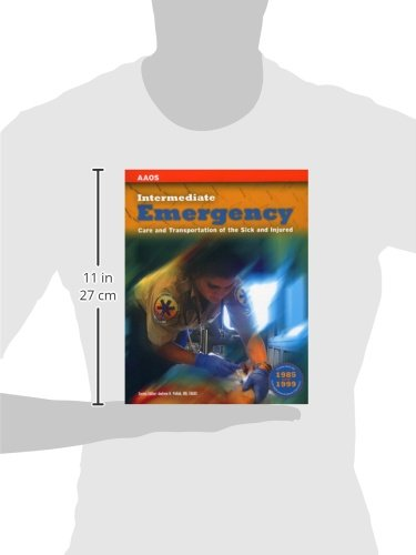 Intermediate: Emergency Care and Transportation of the Sick and Injured