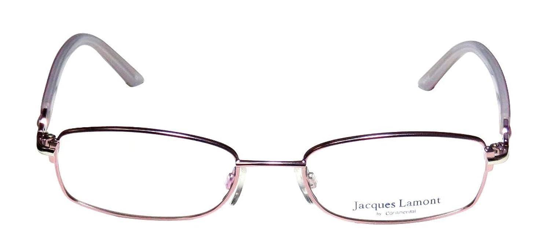 New & Season & Genuine - Brand: Continental Eyewear Style/model: Jacques Lamont 1166 Gender: Womens/Ladies Prescription Ready For Adults Designer Full-rim Eyeglasses/Eye Glasses