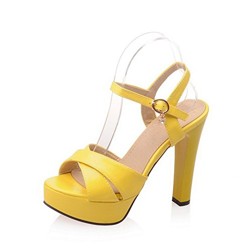 36 Ouvert Jaune 5 Bout Inconnu Femme 1TO9 Jaune qYf7YAwx