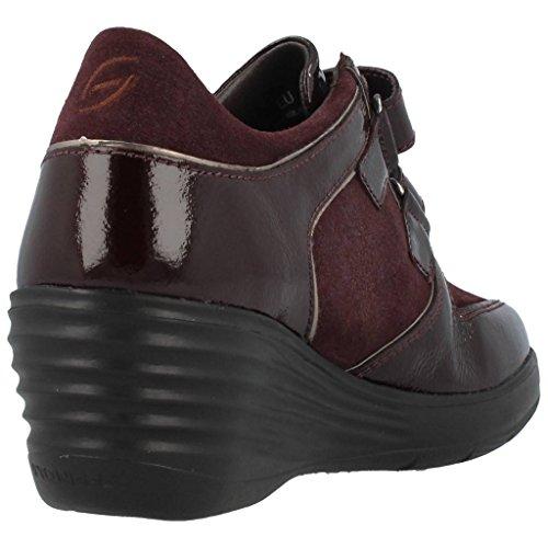 De Ebony Rojo Zapatos Zapatos 3 Cordones Mujer STONEFLY Rojo STONEFLY Mujer Rojo Cordones para Marca Color de para Naplack Modelo ZzxHvZr