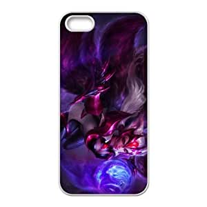 Ahri iPhone 5 5s Cell Phone Case White 82You510339