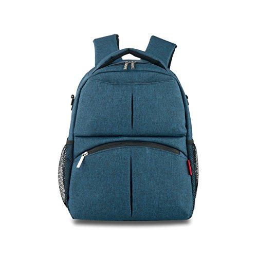 Travel Blue Waterproof Large Capacity Baby Backpack Diaper B