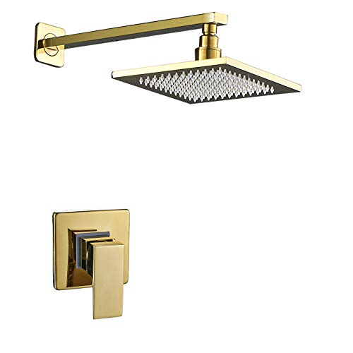Shower Gold Faucets Price Compare