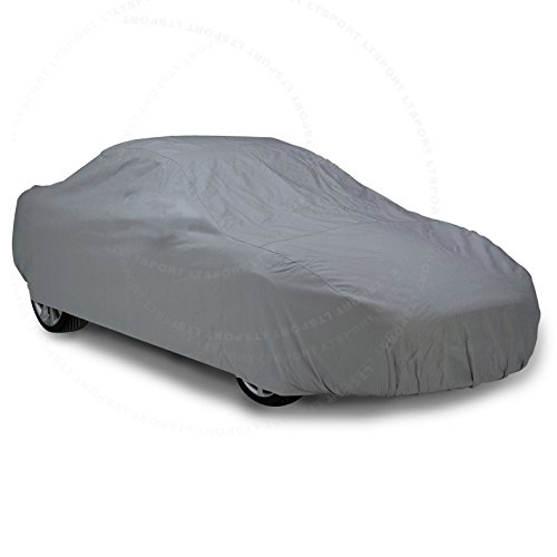 LT Sport SN#100000000764-210 For TOYOTA ECHO/MR2/MR2 SPYDER/YARIS All Weather Protection Car Cover (Sedan Review Yaris Toyota)