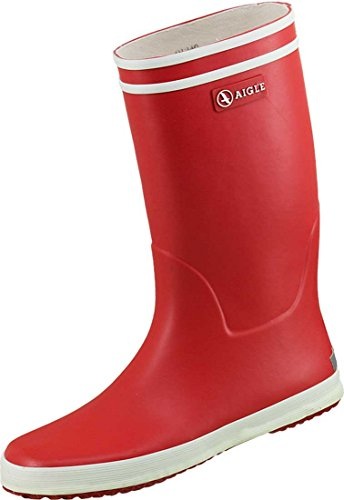 Boots Aigle Aigle Girls' Boots Girls' Red Girls' Aigle Girls' Red Red Aigle Boots wPFUntqA
