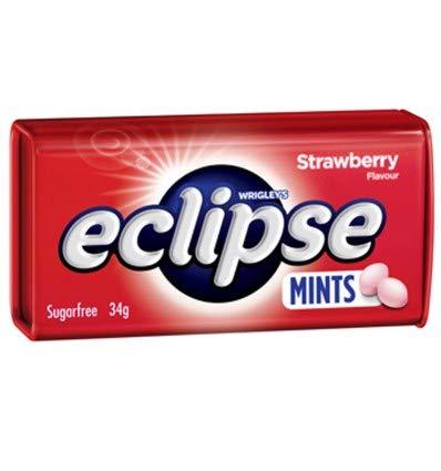 Eclipse Mints Strawberry 34g x 16