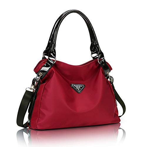 Slung Big Europe Handbag Rojo Bag Female azul Lady Trendy And America Bag Shoulder Brand hlh HFwZzYSq