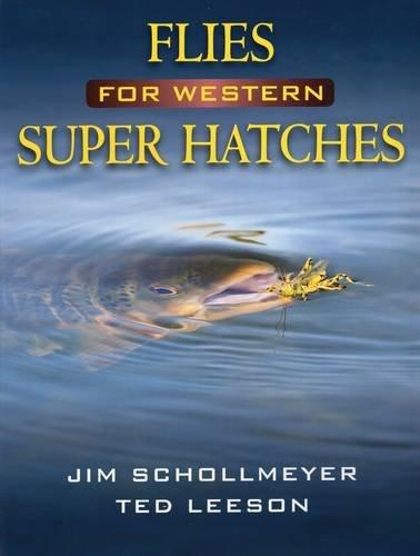 Read Online Flies for Western Super Hatches pdf epub