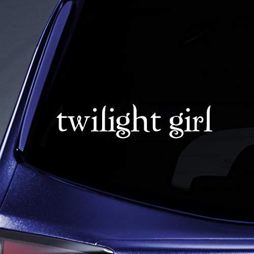 Bargain Max Decals - Twlight Girl Sticker Decal Notebook Car Laptop 8