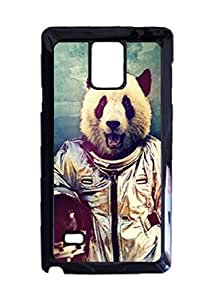 The Greatest Adventure Custom Image Case, Diy Durable Hard Case Cover for Samsung Galaxy Note 4 , High Quality Plastic Case By Argelis-Sky, Black Case New