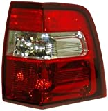 OE Replacement Ford Expedition Passenger Side Taillight Assembly (Partslink Number FO2801201)