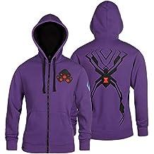JINX Overwatch Ultimate Widowmaker Zip-Up Hoodie