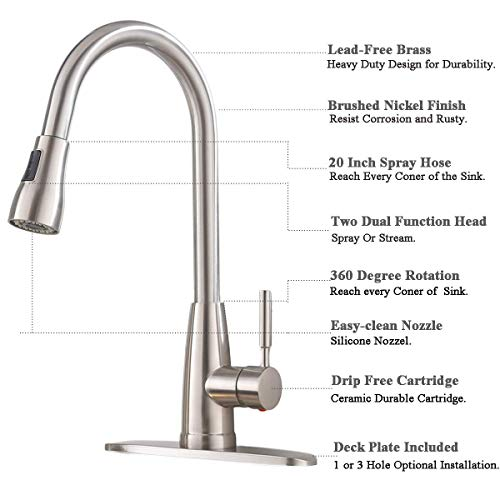Buy faucet pull down