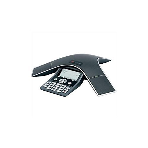 Polycom SoundStation IP 7000 SIP Conference Phone (POE Expandable with 25 Foot Cable), 2200-40000-001