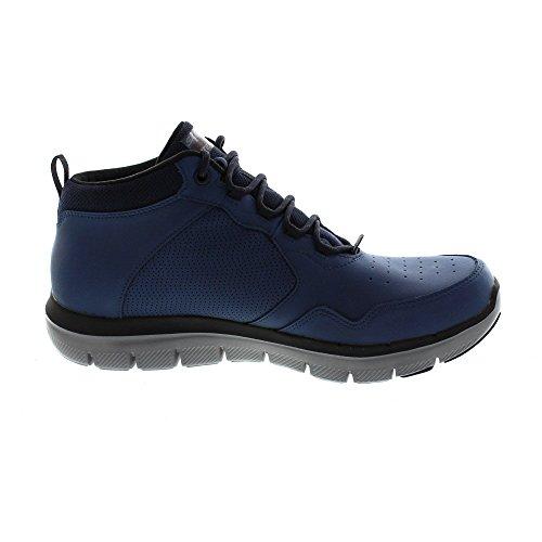 Skechers Herren - Sneaker High Key 52187 - Blu Scuro
