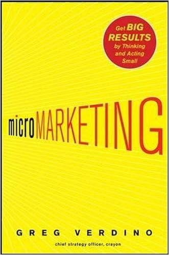 Resultado de imagen para Micro Marketing libro