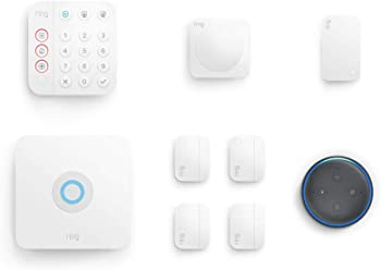 Ring Alarm 8-Piece Home Security System with Echo Dot + $20 Amazon GC
